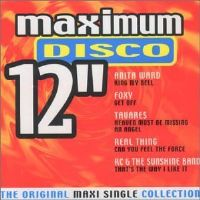 "Maximum Disco 12""~Various Artists [CD, 2000]"